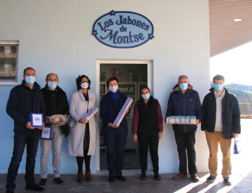 """""""Los Jabones de Montse""""ren aurkezpena Agoitzen, Cederna Garalur Elkartearen babesarekin"""