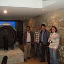 Visita grupo de Acción Local de Colombia