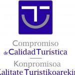 Compromiso Calidad Turística. Logo