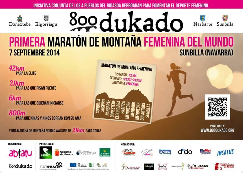 """Conferencia """"Mujer y deporte"""" para la víspera de la Maratón femenina """"800 Dukado"""""""