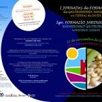 I Jornadas de Formación de gastronomía navarra en Tierras de Javier