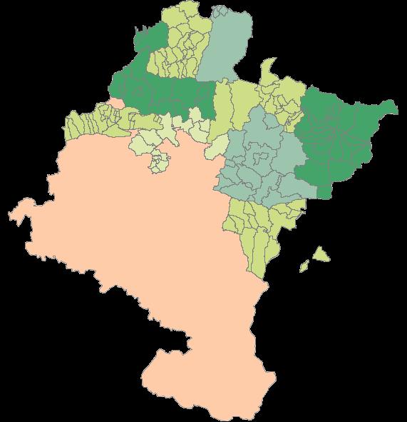 Abierta la Primera Convocatoria de la Estrategia de Desarrollo Local Participativo (EDLP) LEADER de Cederna Garalur