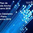 Plan para dotar a la Montaña de Navarra de Banda Ancha Ultrarrápida