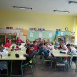 El colegio Luis Gil de Sangüesa celebra la Semana de Europa