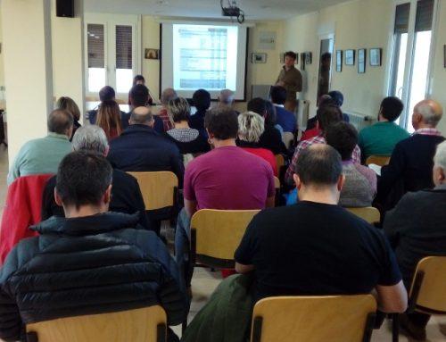 Cederna Garalur presenta la segunda convocatoria de proyectos de la EDLP 2014-2020.