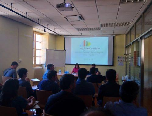 Cederna Garalur celebra su Asamblea General en Aoiz
