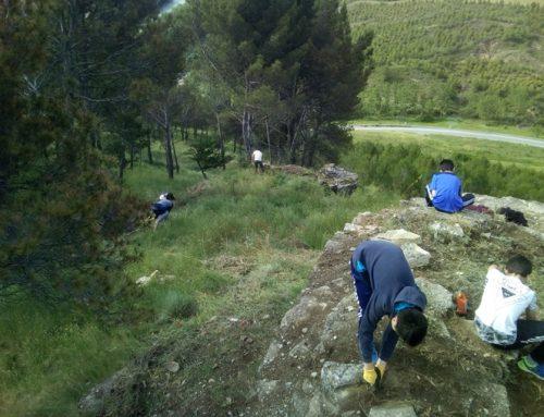Cederna Garalur y el IES Sierra de Leyre de Sangüesa colaboran en unas jornadas pedagógicas sobre el mundo empresarial y cultural en la Comarca de Sangüesa.