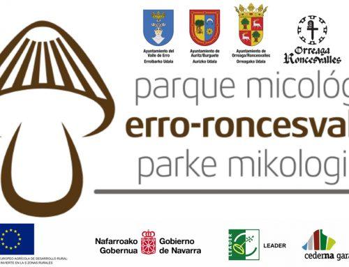 El día 30 de Octubre se presenta el Parque Micológico Erro-Roncesvalles y, se inaugura el Punto de Información de Bizkarreta/Gerendiain con una visita guiada micológica