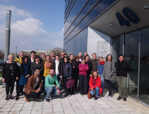 Visita de Grupos de Acción Local de Rumanía a Cederna Garalur.
