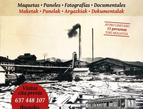 Inauguración del Centro Expositivo El Irati SA, símbolo del desarrollo industrial pirenaico del siglo pasado.