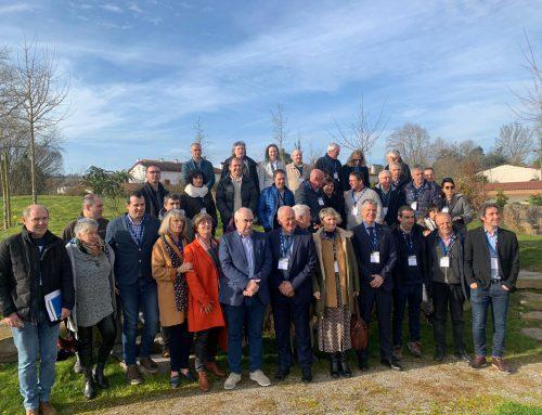 El proyecto europeo Bicimugi conectará las cuencas pirenaicas a la ruta ciclista Eurovelo 3.