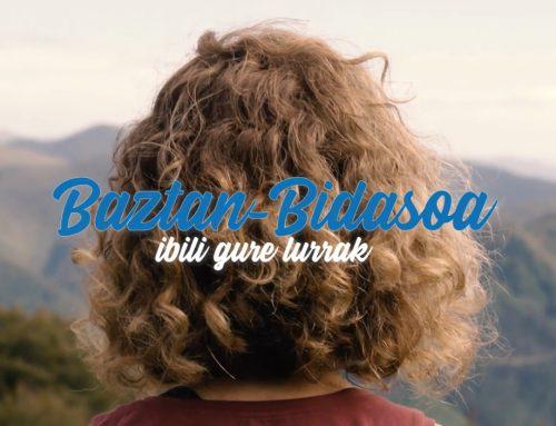 Uraren Bailarak nos invita a visitar Baztan-Bidasoa en su nuevo vídeo promocional.