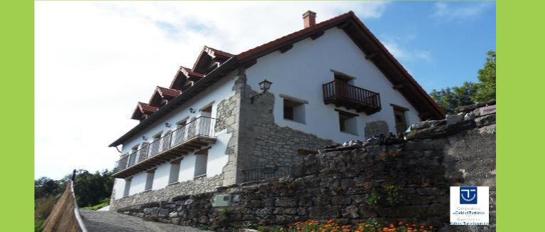 Casa Rural Enekoizar. Certificación Calidad Turística